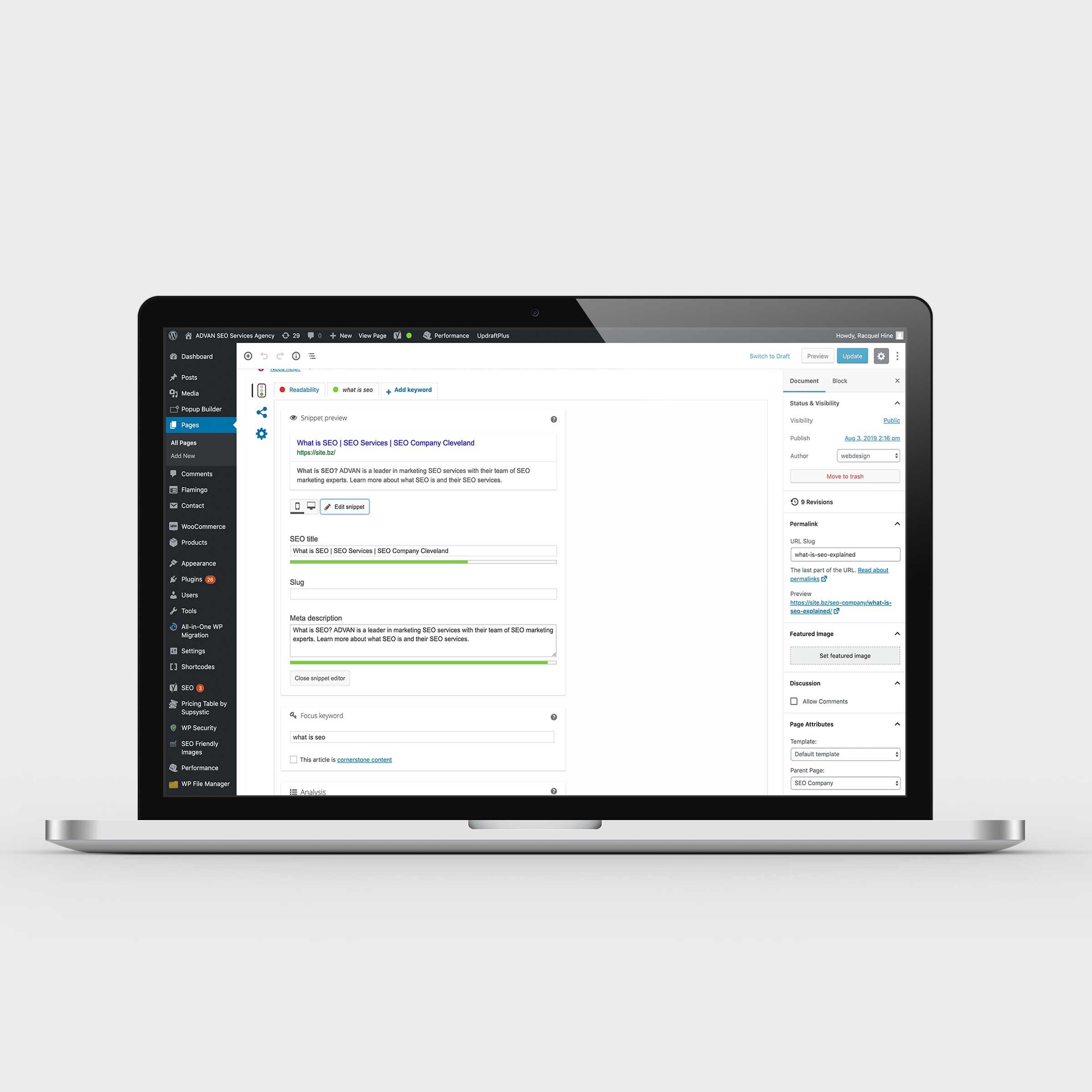 Wordpress Website Design | WordPress SEO Company
