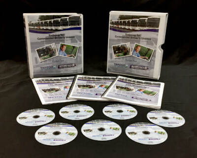 TAPTCO's CDL courses on DVD | CDL Practice Test