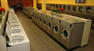 coin commercial laundry equipment