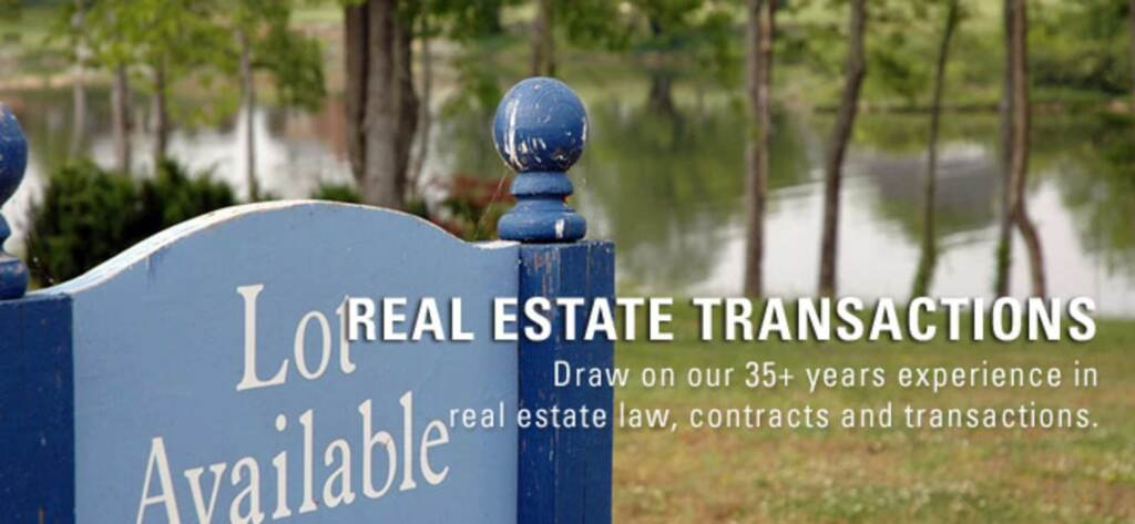 Real Estate Law Transactions | Green Real Estate Law Firm