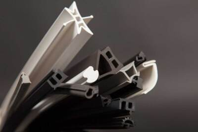 Rubber extrusion profiles from Qualiform   Rubber components