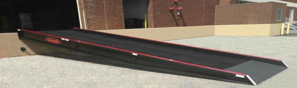 ramp for loading docks