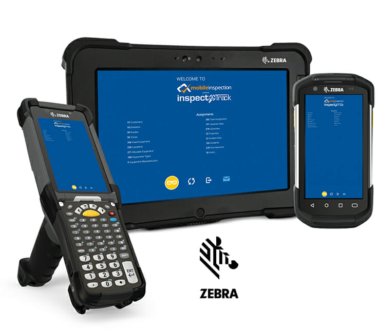 automated inspection software hardware