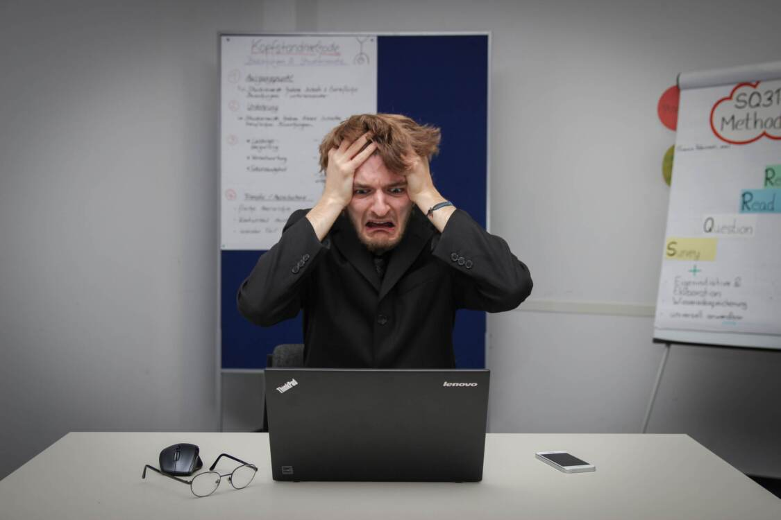 Frustrated Project Manager